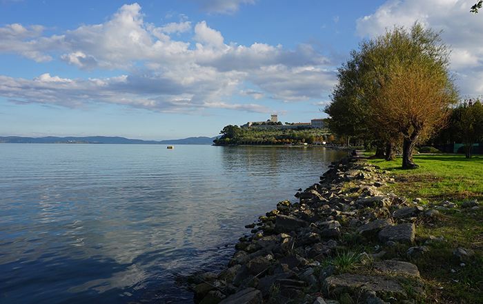 Touristic Itinerary in Tuscany: Cortona and the Trasimeno Lake