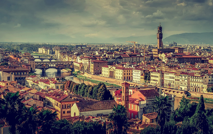 Touristic itinerary in Tuscany: Florence and the famous painters